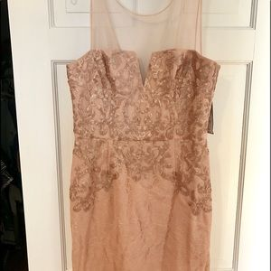 BCBG MAXAZRIA size 10 Abigail cocktail dress